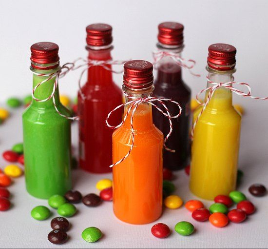 SKITTLES Vodka...as good as it sounds, maybe better. Great Holiday Gift..DIY instructions..