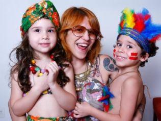 Fantasias de Carnaval feitas em Casa para as Crianças Curtir com as crianças momentos incríveis de criatividade e diversão