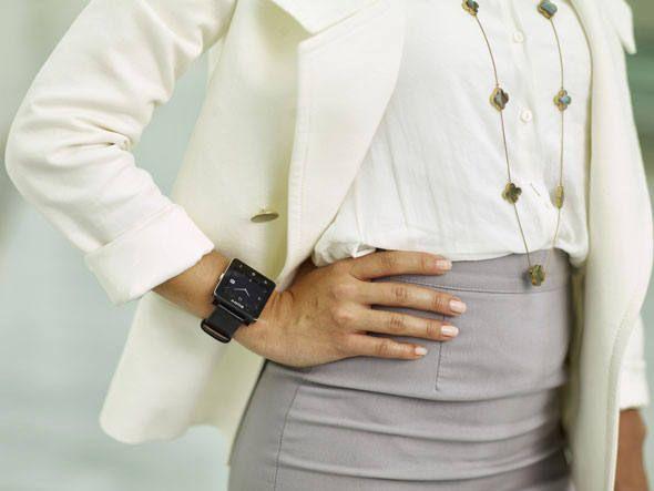 Smartwatch 2, novo relógio inteligente da Sony