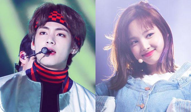 K Pop Couple Fantasy Bts Kpop Couples Kpop Bts