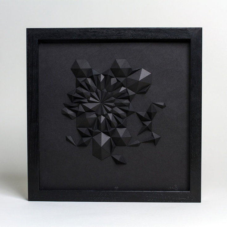 3   See 3D Paper Art That Should Be Geometrically Impossible   Co.Create: Creativity \ Culture \ Commerce