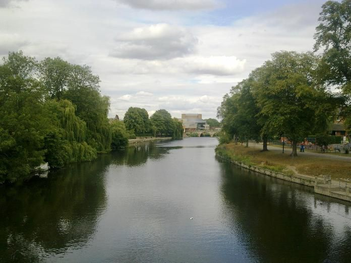 Pic of the Week: The Serene River Severn