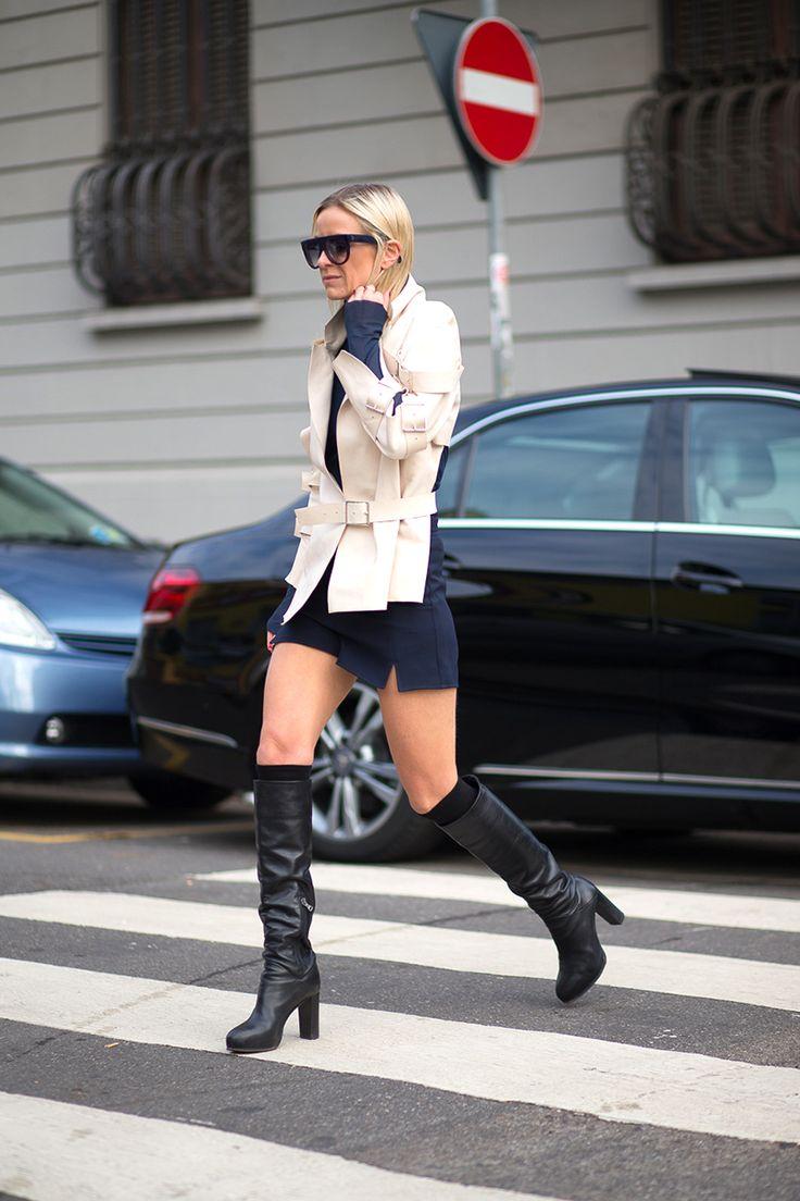 The Best Milan Fashion Week Street Style Fall 2015 2015 Fw Street Style