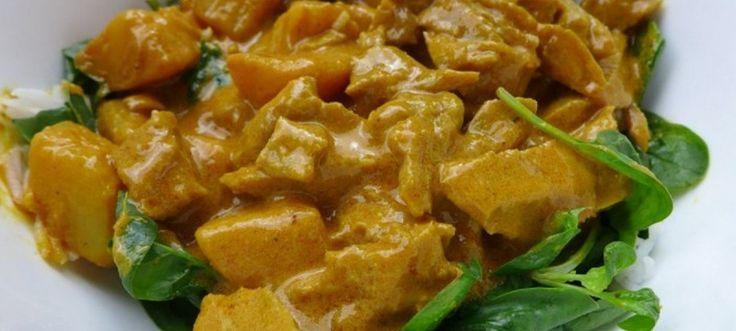 Straccetti di seitan in salsa agrodolce
