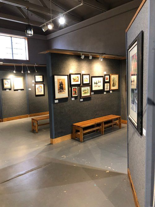 Did you miss our latest special exhibit? Check out the photos and