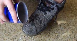 Jak si udělat boty odolné vůči všemu (neprojde ani voda) jen díky svíčce a fénu? Velice jednoduché a funkční.