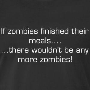 Zombie tee