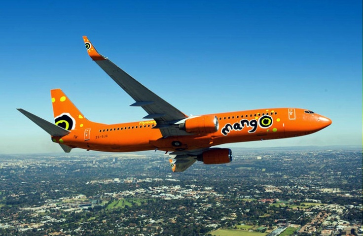 Love #Mango! The top 20 most colorful airlines in the world, by Skift