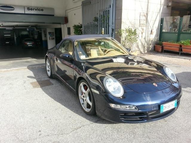 Porsche 911 (997) Carrera 997 4S Cabriolet Tiptronic S a 50.000 Euro | Cabrio | 47.000 km | Benzina | 261 Kw (355 Cv) | 04/2007