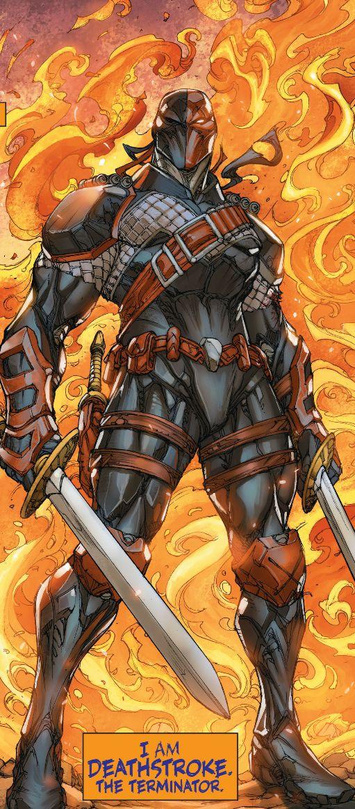 Deathstroke the Terminator