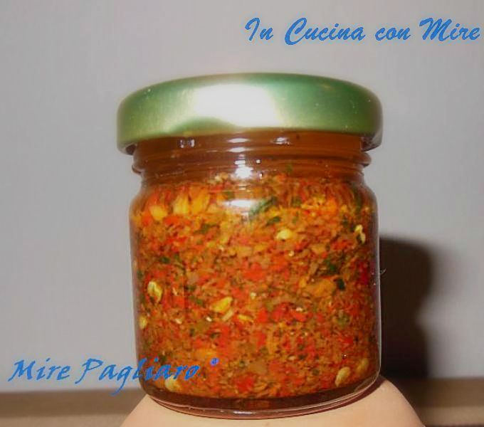 Piccantino calabrese - Home made