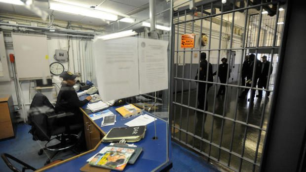 Thousands too injured to be admitted to Baltimore jail, records show - CBS News