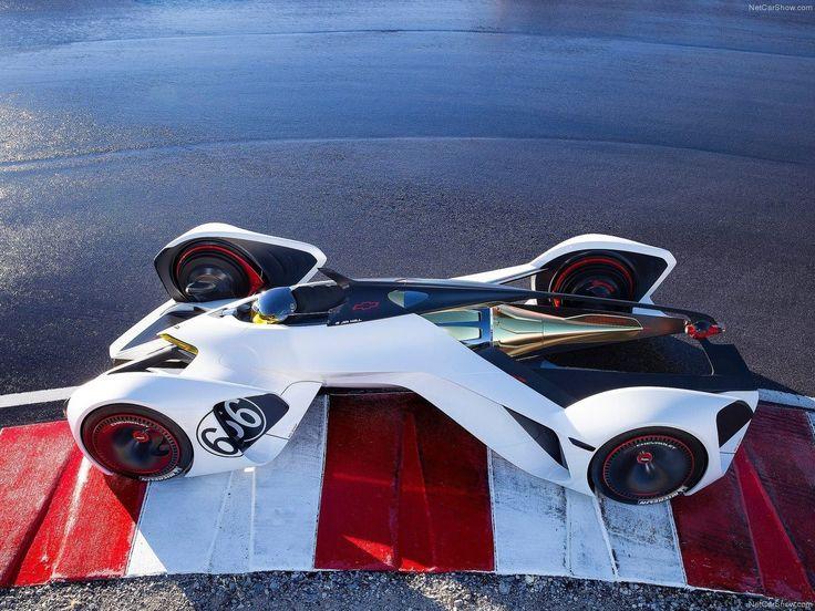 Futuristic Car Concept Design