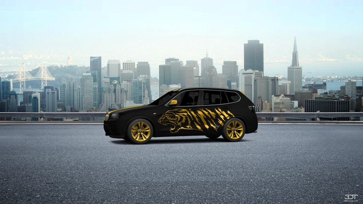 Checkout my tuning #BMW #X3 2012 at 3DTuning #3dtuning #tuning