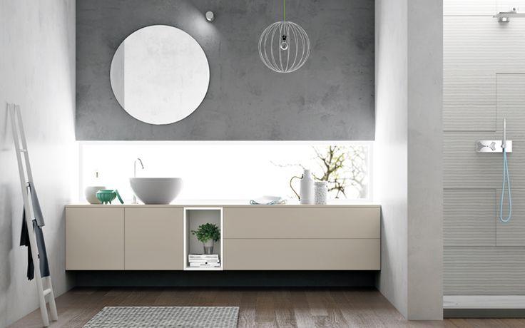 Progetto SMART nr.6 - Bagno #home #bathroom #arredobagno #casa #design #architecture