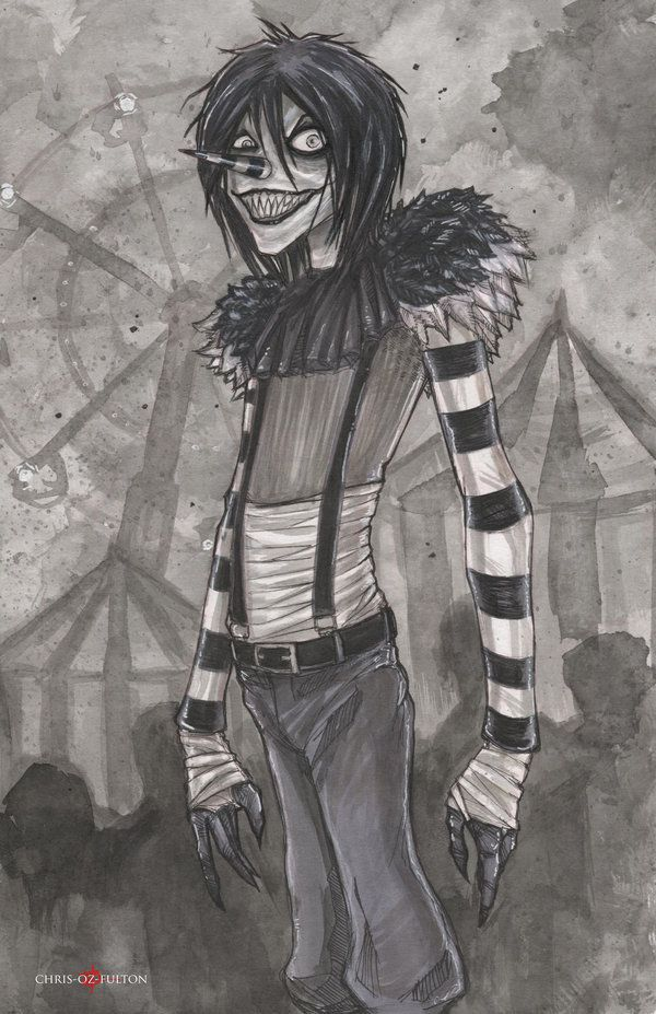 Laughing Jack Creepypasta by ChrisOzFulton.deviantart.com on @deviantART #laughingjack #creepypasta