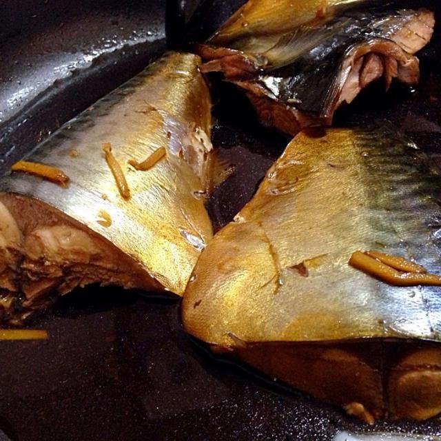 相方君の手料理♪ - 9件のもぐもぐ - 鯖の煮付け by poupouyuppi99
