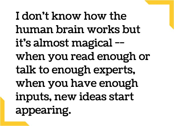 Inside The Mind That Built Google Brain: On Life, Creativity, And Failure - Andrew Ng