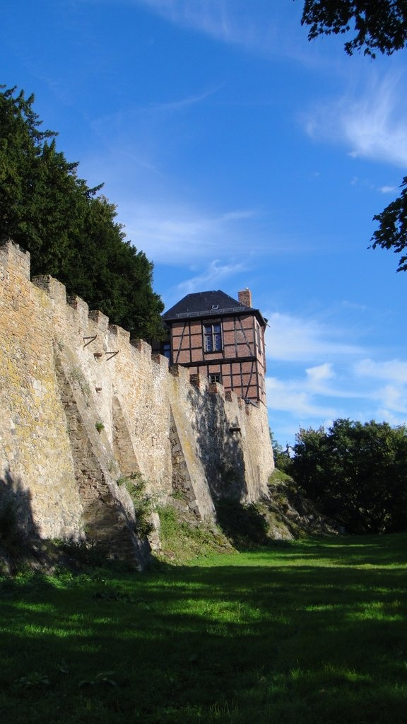 Burg Falkenstein (Harz), Falkenstein - Germany                                                                                                                                                                                 More