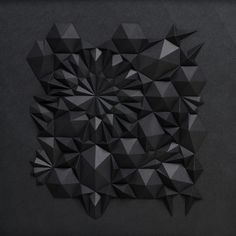 Apophenia Formation 4 by Matthew Shlian   Art   The Ghostly Store