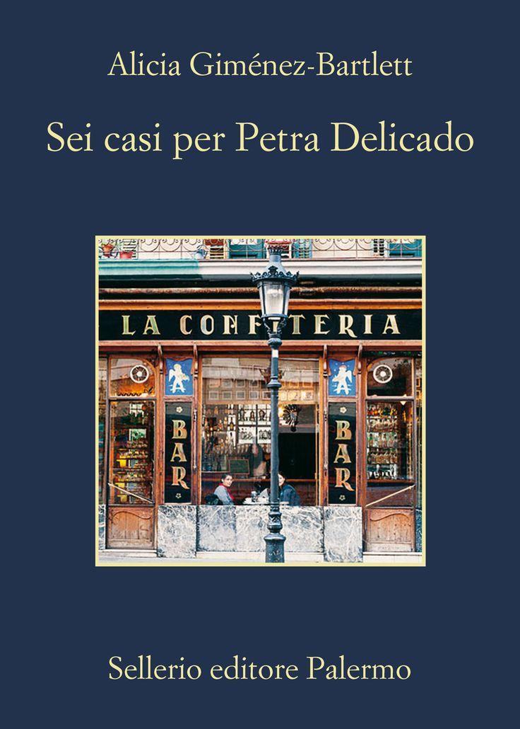 Alicia #GimenezBartlett #SeicasiperPetraDelicado: sei casi tanto impeccabili da costituire ognuno un piccolo romanzo compiuto. Protagonisti assoluti Petra Delicado, dura e femminista ispettrice della polizia di Barcellona, e Fermín Garzón, il suo vice panciuto e tradizionalista.