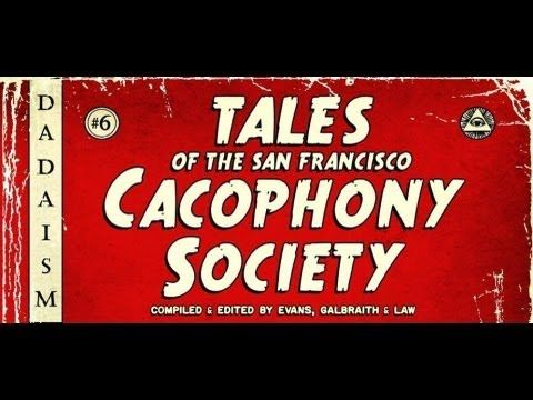 Livestream Of the Chuck Palahniuk & The San Francisco Cacophony Society Commonwealth Club Event