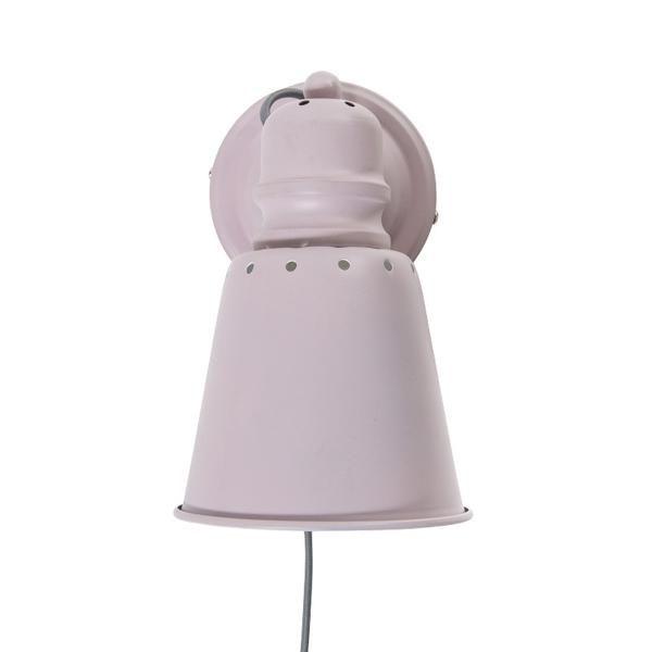 Stort udvalg af loftslamper og sengelamper i metal fra Sebra. Bestil væglampe i…