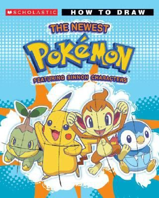 How to Draw the Newest Pokemon by Alfano, Maria B.