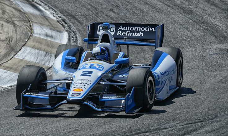 Montoya returned to IndyCar this season after 12 seasons in Formula One and NASCAR.
