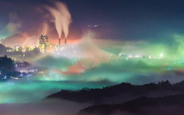 埼玉県の秩父で撮影された『雲海』 自然が生み出した、幻想的な光景 – grape [グレイプ]