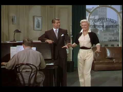 """▶ Doris Day & Gene Nelson in """"Somebody Loves Me"""" - YouTube"""