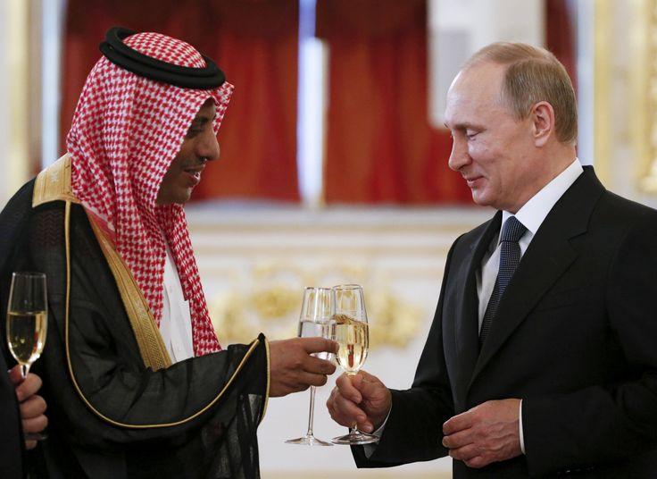 Economic factors trump all in the unlikely alliance between Russia and Saudi Arabia