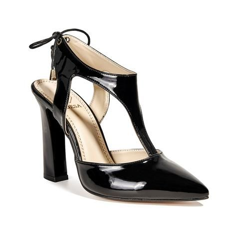 Kadın Klasik Ayakkabı Siyah - DESA