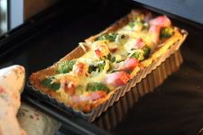 食パンキッシュ(ベーコン&ブロッコリー) by 小春 | レシピサイト「Nadia | ナディア」プロの料理を無料で検索