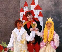 DK AKORD | Program Kurzy | Kalendář akcí | Pro děti | O chytré princezně – Divadelní společnost Keltik