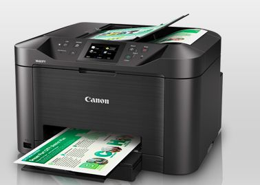 Review Canon MAXIFY MB5170