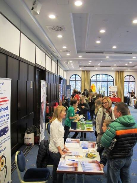 Youth Education & Travel Fair in #Innsbruck: 21. November 2015, Hotel Grauer Bär