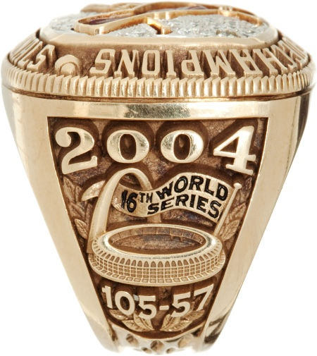 2004 St. Louis Cardinals National League Championship Ring