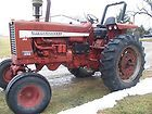 856 International tractor
