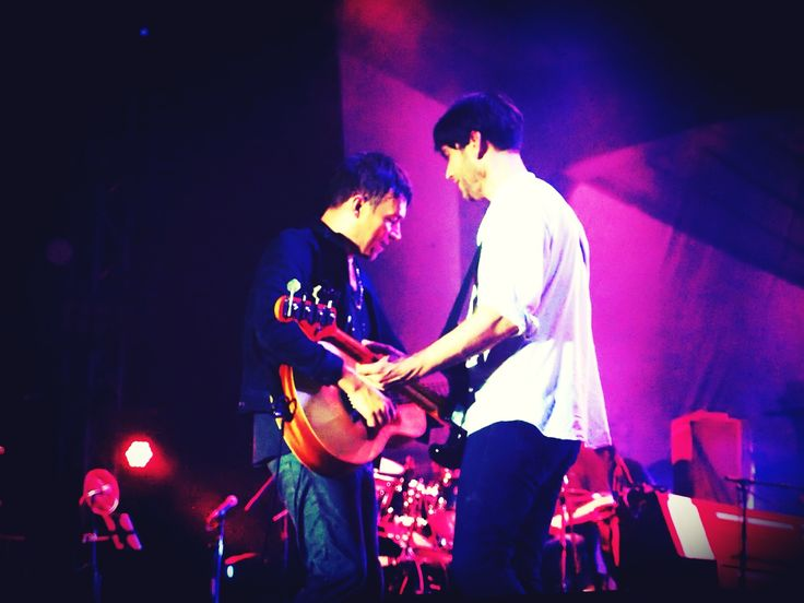 Blur Live in Jakarta