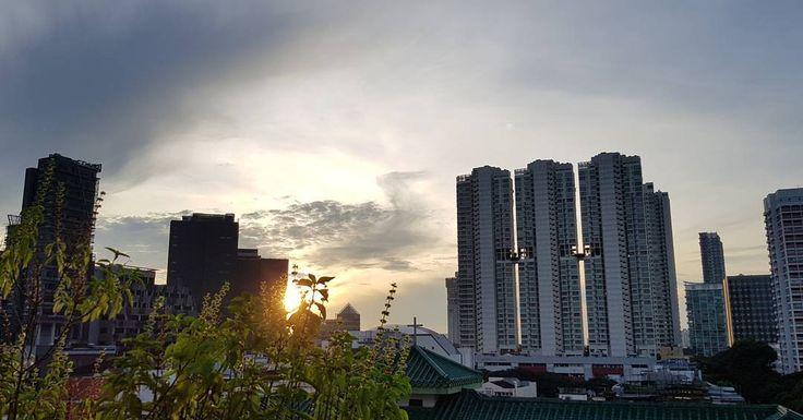Good morning #sunrise