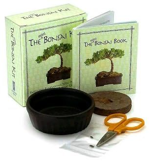 The Mini Bonsai Kit - Japan Fan - Office Desk Toys, Geek Swag & Cool Gadgets at KlearGear.com