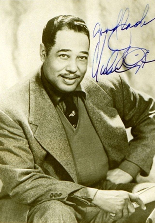 The Duke. Duke Ellington one of the most influential ...