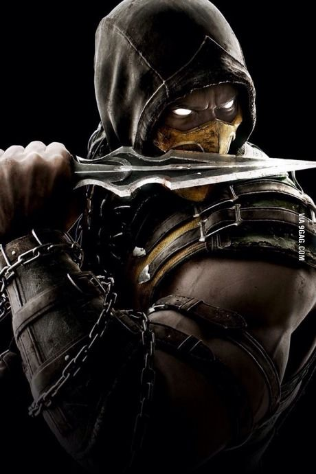 Any mortal combat lovers out there