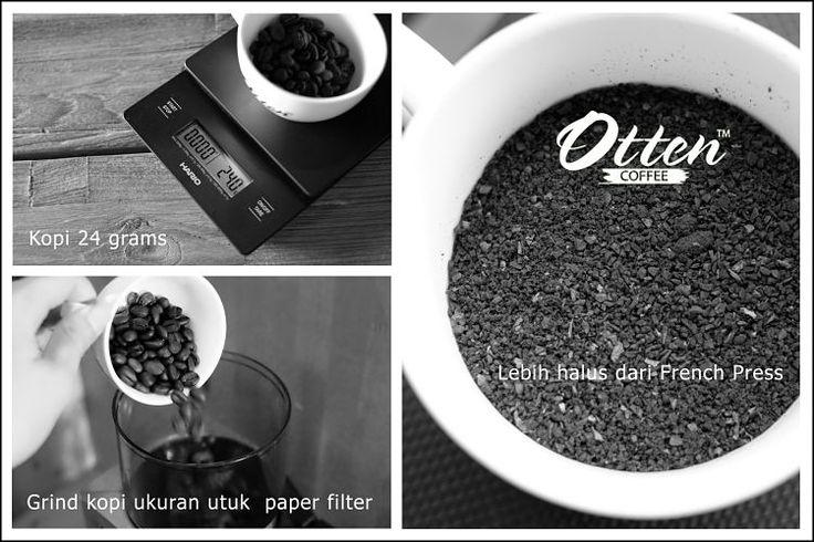 V60 Hario – Alat Seduh Kopi Pour Over untuk Seduhan Kopi Terbaik – Majalah Otten Coffee