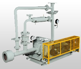The natural gas is now widely used in many industries like power plants,furnaces,burners etc.to name a few.Depending on the     variation in the consumption pattern by the different industries connected to the grid;fluctuations occur in the operating     pressure.For consistency of quality and productivity it is necessary to maintain constant gas pressure for trouble free     running of such installations.Acme Air Equipments's state-of-the-art Gas Booster design fulfills this requirement.