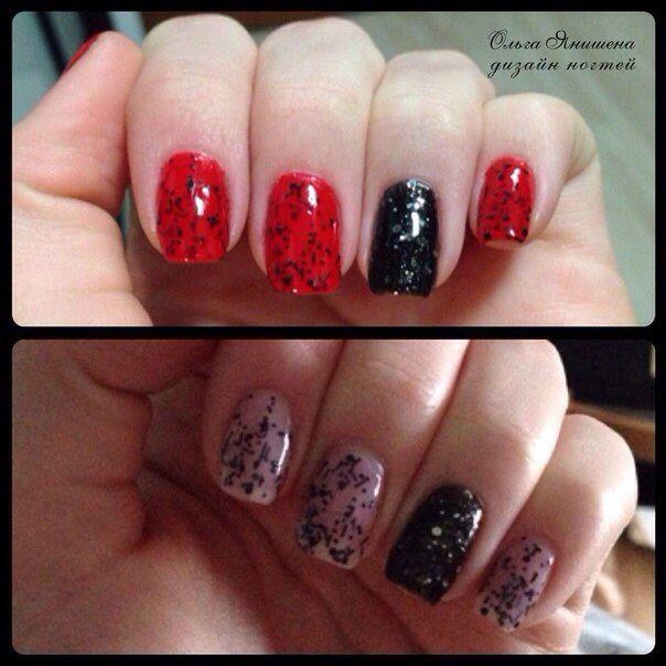 Хамелеон #nail #nails #ногти #маникюр #рисунок #nailart #art #naildesign #design #nailstyle #style #chameleon