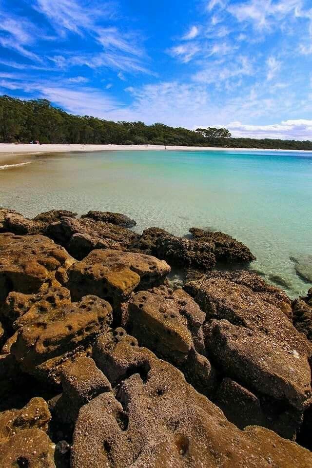 Greenpatch beach. NSW. Australia