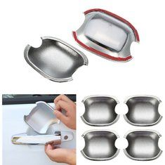 #Banggood Двери автомобиля крышку чашки чаша ручка молдинг Накладка для TOYOTA CAMRY горца (1065628) #SuperDeals