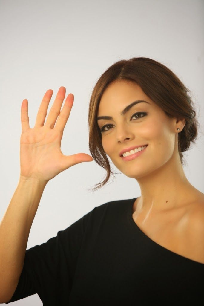 Ximena Navarrete Hand Image Palmistry